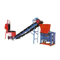 Block Forming Machine
